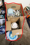 Large Lot assorted China, Glass and more