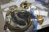 Large lot better costume jewelry