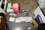 Large Lot Pricier Stationery Craft items