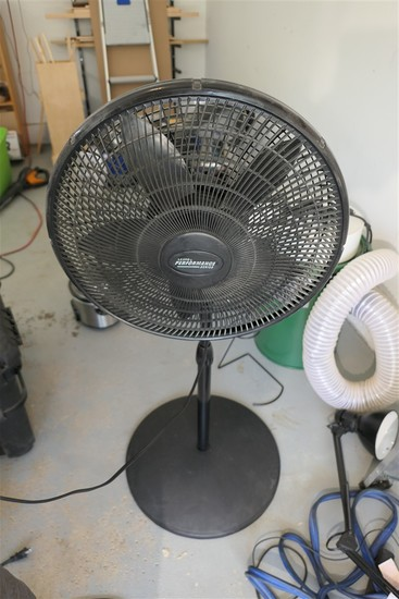 Lask Performance Fan on Stand