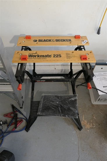 Black & Decker Workmate 225 Table