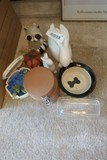 Small Group Lot Misc Decorative Items