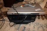 Haier DVD Player and Epson Printer