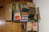 Group Lot of Old Books