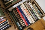 Large Lot Assorted Old Books