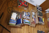 Large lot of assorted books