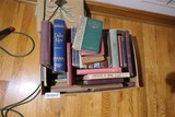 Box Lot of Old Books