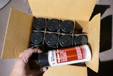 Box of cans of Never Seez - New