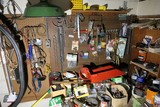 Workbench and Walls Clean out Lot