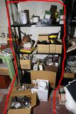 Contents of Shelf + Shelf