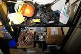 Contents of w Shelves Lot Inc. Tools