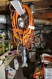 Extension cords, light lot