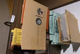 Group Lot Assorted Paper etc