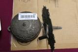 Antique Connell's Door Ringer Bell