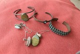 Sterling Silver Antique Native American Jewelry and more