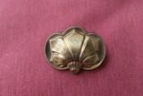 Unusual Antique 10k Gold pin