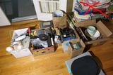 Large group misc household items