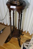 Antique Tall Stand possibly Chinese