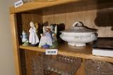 Shelf lot Royal Doulton & More lot