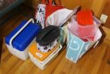 Coolers, tupperware lot