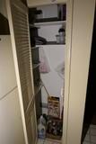 Contents of kitchen closet