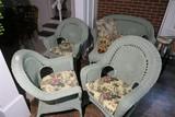Set of Nicer Wicker Furniture