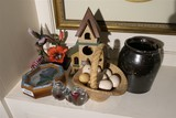 Group Lot Including Swedish Paperweights