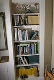 Shelf Contents Inc. MANY good bird books