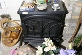 Wood Stove Style Electric Heater
