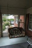 Hanging Porch Swing w/Cushion