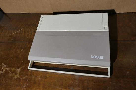 Vintage Epson Laptop Computer