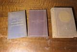 3 Rare Civil War Books Inc. Confederate