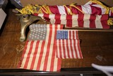 Group Lot assorted older flags