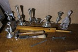 Weighted Sterling, Bird Call, Chisel etc