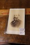 Rare Prince of Joinville France CDV Photo