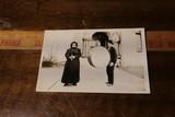 Rare Real Photo Postcard Soldier's Home Ohio