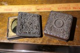 2 1/9 plate early photo cases