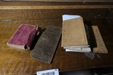 Early Man's Wallet w/Documents etc