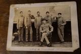 Unusual Photo Spanish American War Soldiers