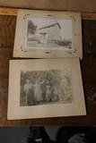 2 Antique Photographs Inc. Peach Harvest