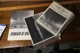 Group of Tornado at Xenia Photos, booklets etc