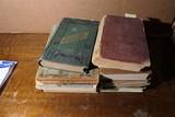 Group Lot Antique Books Inc. McKinley