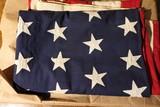 Antique Rare 46 Star US Flag 4x6