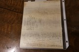 Ohio Civil War Document POW Related