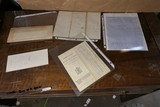 Group Lot of 5 Assorted Civil War Documents