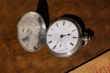 Early Waltham Pocket Watch Dated 1866