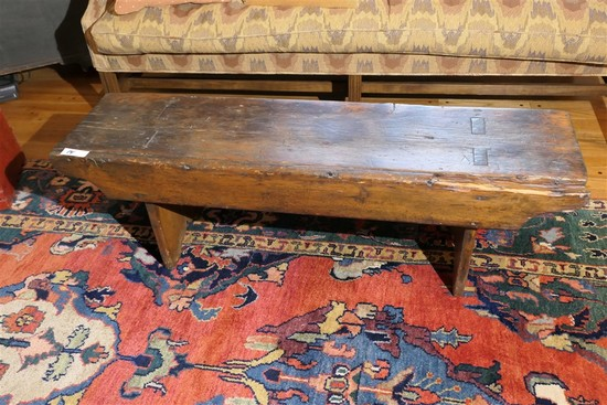 Primitive Antique Bench