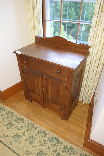 Eastlake Small Cabinet