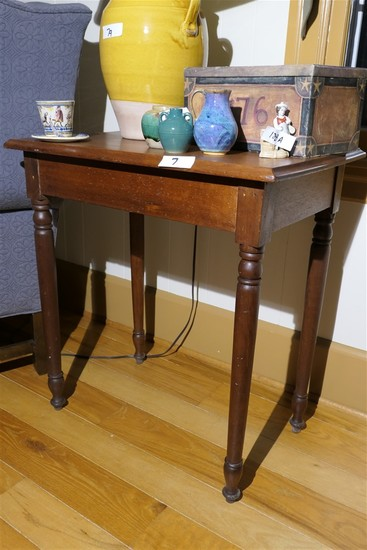 Nice Antique Wooden Work Table