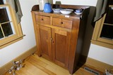 Antique Jelly Cupboard in Nice Condition